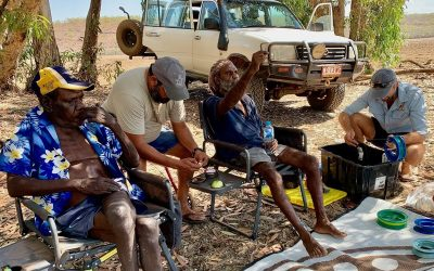 On Country Physio in Arnhem Land