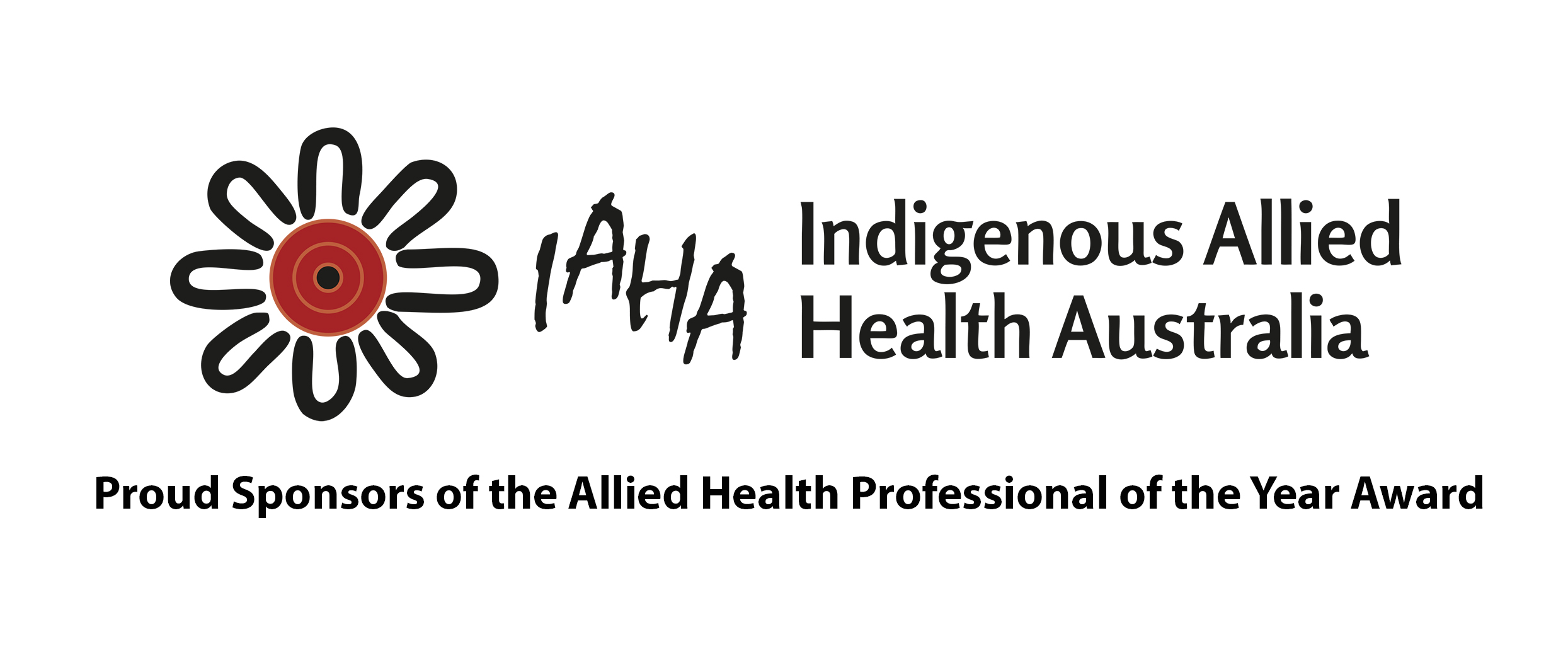 IAHA Indigenous Allied Health Australia Logo